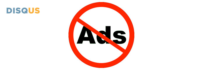 Remove Disqus Ads from your wordpress blog